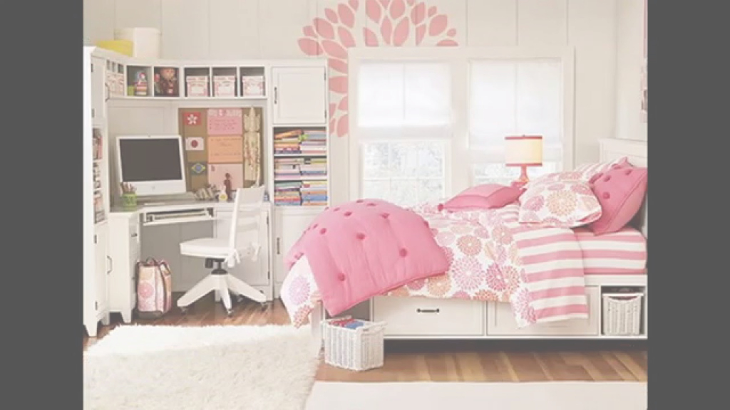 Elite Teenage Girl Bedroom Ideas For Small Rooms - Youtube throughout Small Teenage Girl Bedroom