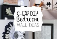 Elite The Amazing Along With Stunning Diy Bedroom Wall Decor Ideas with Review Diy Bedroom Decor