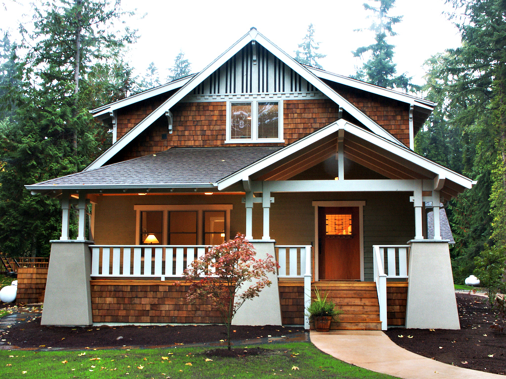 Elite The Manzanita - Bungalow Company with Elegant Bungalow House Style