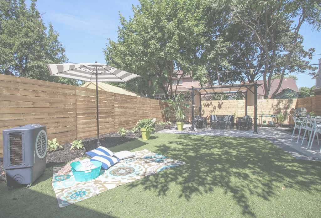 Elite This Kid-Friendly Backyard Renovation Took Only 3 Weeks To Complete with regard to Kid Friendly Backyard