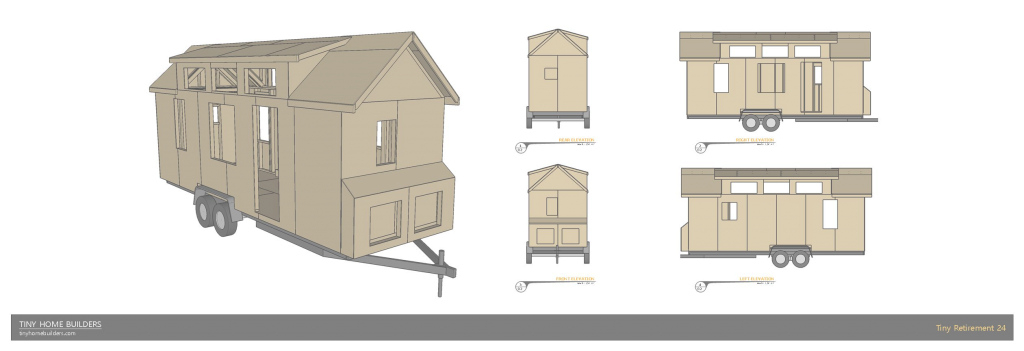Elite Tiny House Plans - Tiny Home Builders with regard to Unique House Design Plans