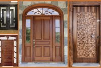 Elite Top 50 Modern Wooden Main Door Designs For Home 2018- Plan N Design within Main Door Images House