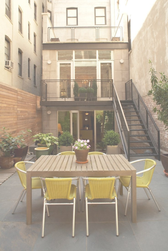 Elite Urban Backyard Exterior Design | Gardening | Pinterest | Exterior regarding Urban Backyard
