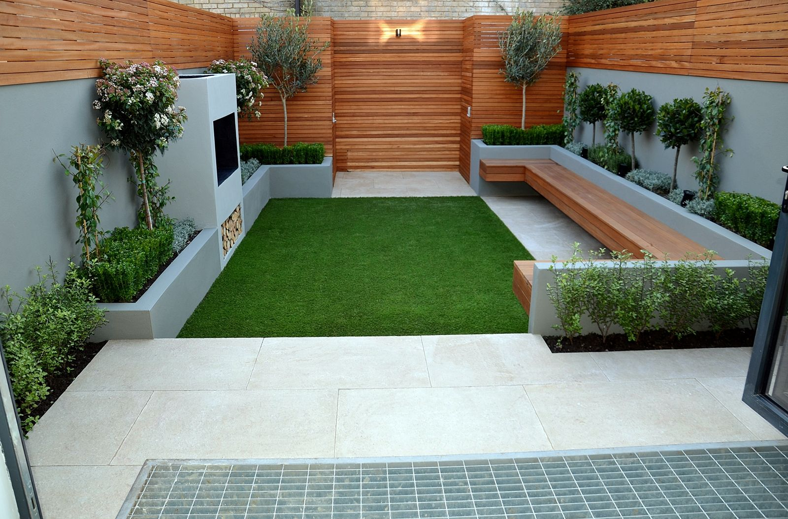 Elite Urban Garden Design Designer Gardens Landscape Design Ideas Online for Landscape Design Garden