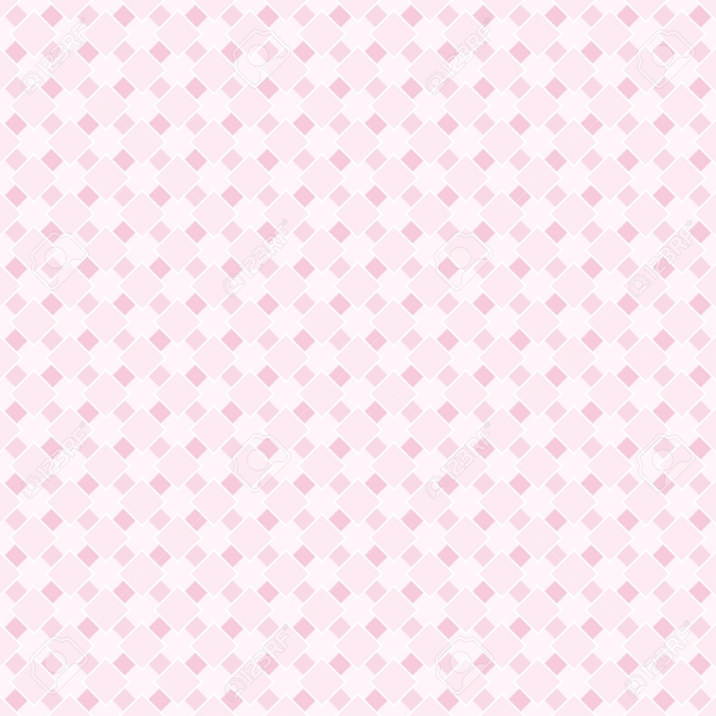 Elite Vector Sweet Pink And White Retro Background For Website, Wallpaper within New Baby Shower Wallpaper
