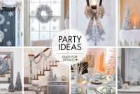 Elite Winter Wonderland Theme Party Decorations Fall Door Decor Sink And regarding Winter Wonderland Party Decor