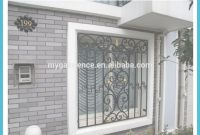 Elite Wrought Iron Window Grill Design For Safety,new Sliding Window Iron inside Simple Grill Design For Windows