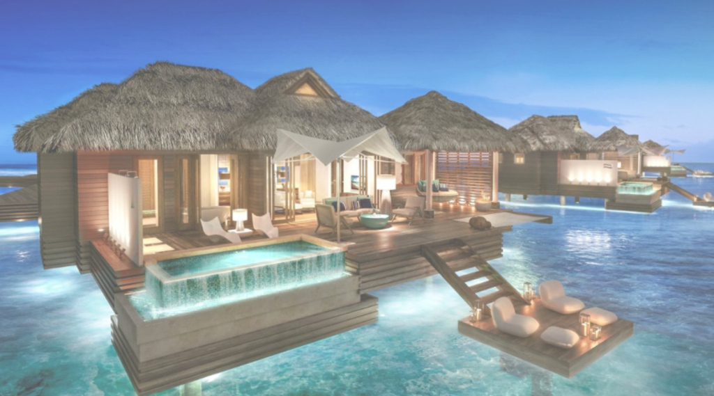 Epic 10 Exotic Overwater Bungalows That Will Blow Your Mind - Maxim in Bungalows