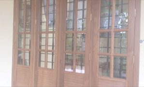 Epic 2 And 3 Panel Wooden Window Design - Youtube within Luxury Window Design Wooden