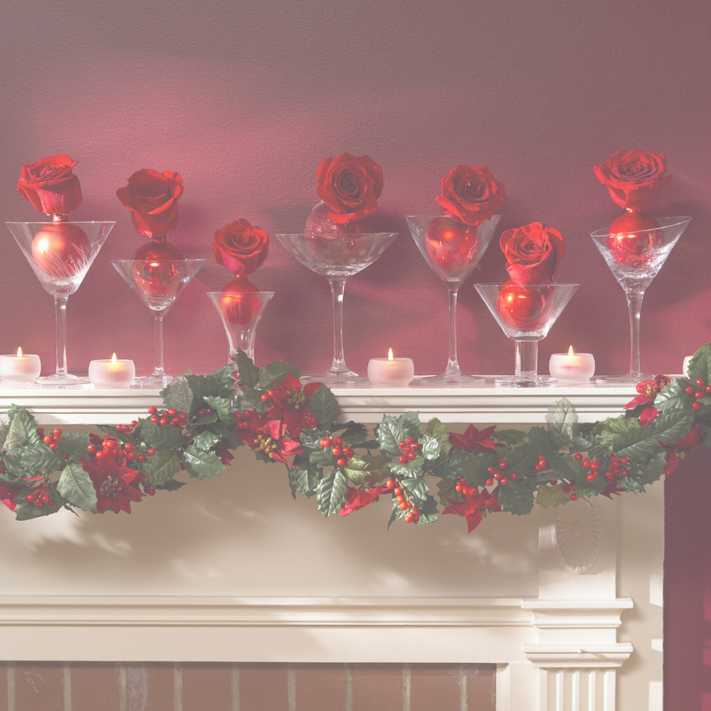 Epic 40 Red Christmas Decorating Ideas - All About Christmas throughout Elegant Christmas Decoration Themes