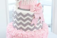 Epic 50 Gorgeous Baby Shower Cakes | Stay At Home Mum with regard to Lovely Baby Girl Shower Cake Ideas