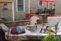 Epic 66 Fire Pit And Outdoor Fireplace Ideas | Diy Network Blog: Made + throughout Backyard Landscaping Ideas With Fire Pit