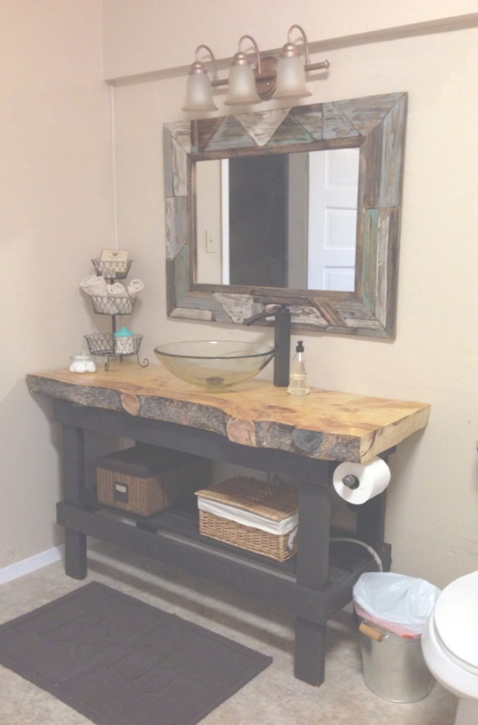 Epic 85 Beautiful Stupendous Bathroom Vanity Countertops Ideas Orlando in Bathroom Vanity Rustic