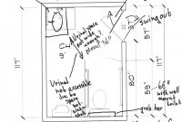 Epic Ada: Redesigning A Public Men's Bathroom Based On Ada Regulations throughout Elegant Ada Bathroom Sink