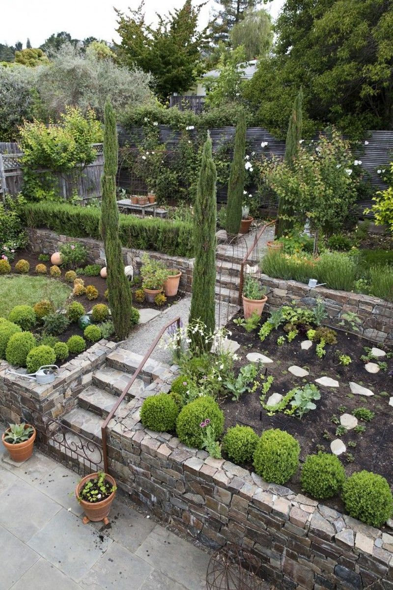 Epic Amazing Ideas To Plan A Sloped Backyard That You Should Consider for Fresh Sloped Backyard Ideas