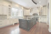 Epic Antique White Kitchen Cabinets With Dark Island pertaining to White Kitchen With Dark Island