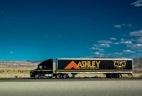 Epic Ashley Furniture Wins Private Fleet Carrier Of The Year with Luxury Ashley Furniture Trucking