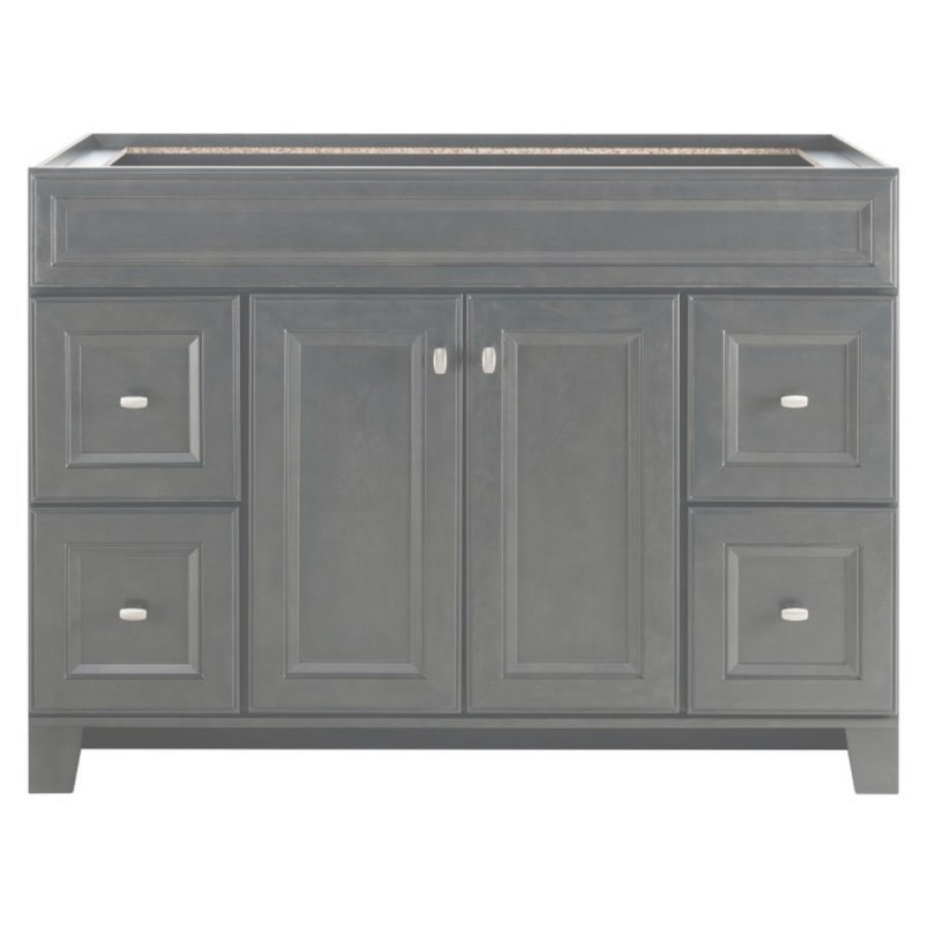 Epic Astonishing 42 Bathroom Vanity Without Top Shop Vanities Tops At regarding 48 Inch Bathroom Vanity Without Top