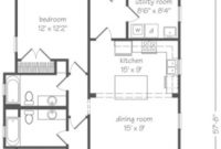 Epic Attractive A Small House Plan 21 Plans Cottage Retirement pertaining to New Small Shotgun House Plans Pictures
