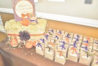 Epic Autumn Baby Shower Food Ideas Themed Decorating Fall Theme Boy Pin with regard to Fall Baby Shower