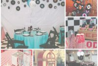 Epic Awesome-50S-Decorations-Theme-Party-Decoration-Ideas-Collection intended for Lovely 50S Theme Party Decorations