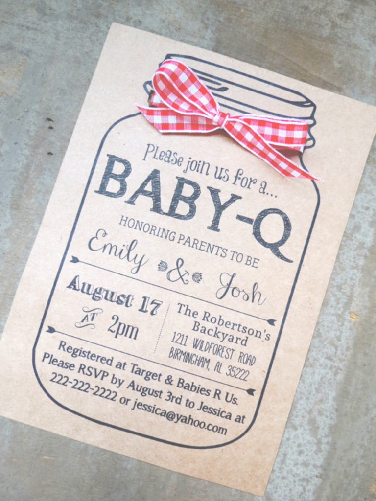 Epic Baby-Q: Planning A Baby Shower On A Budget | Diy Network Blog: Made pertaining to Who Plans A Baby Shower