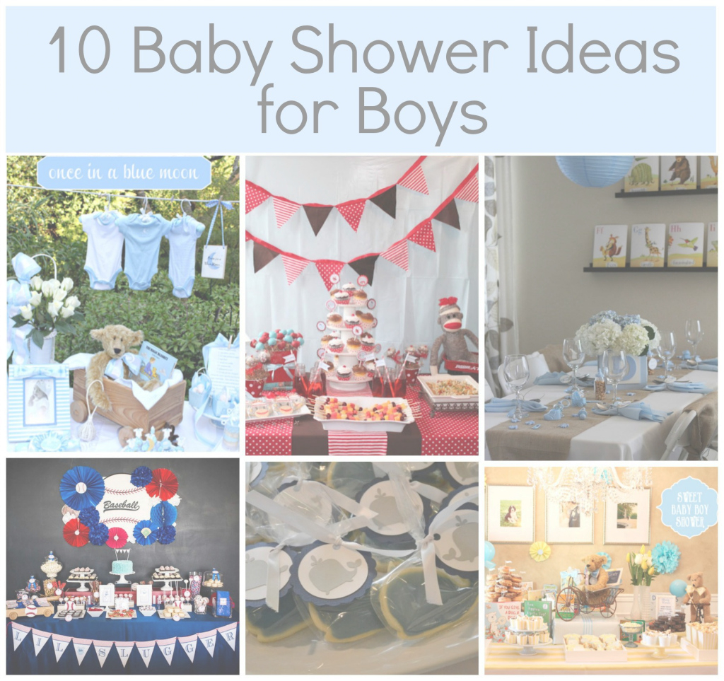 Epic Baby Shower Ideas For Boys Themes | Omega-Center - Ideas For Baby throughout Popular Baby Shower Themes