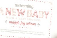 Epic Baby Shower Invitations | 40% Off Super Cute Designs – Basic Invite pertaining to Review Baby Shower Invitations