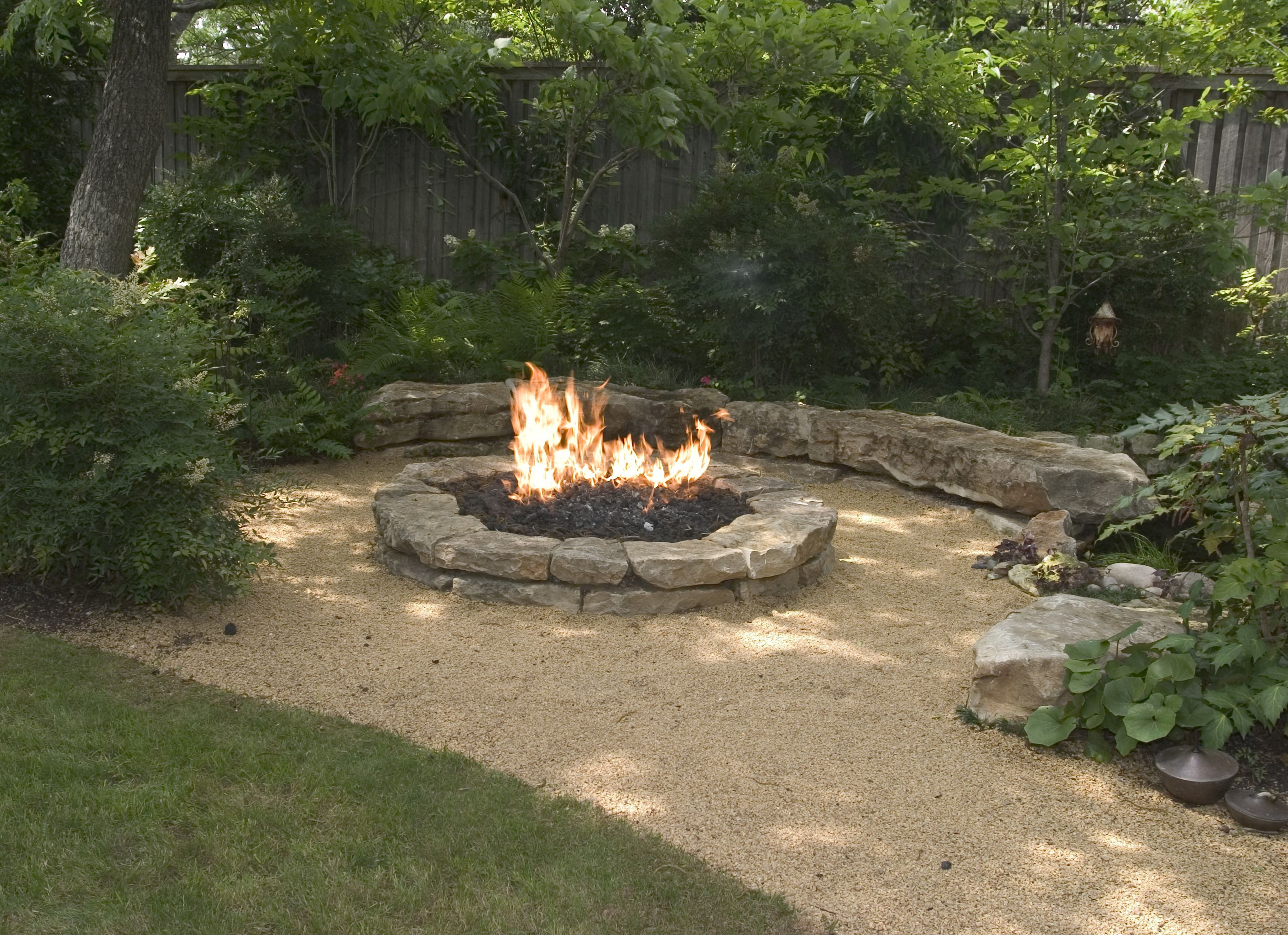 Epic Backyard Landscaping Ideas-Attractive Fire Pit Designs | Pinterest within Backyard Landscaping Ideas With Fire Pit