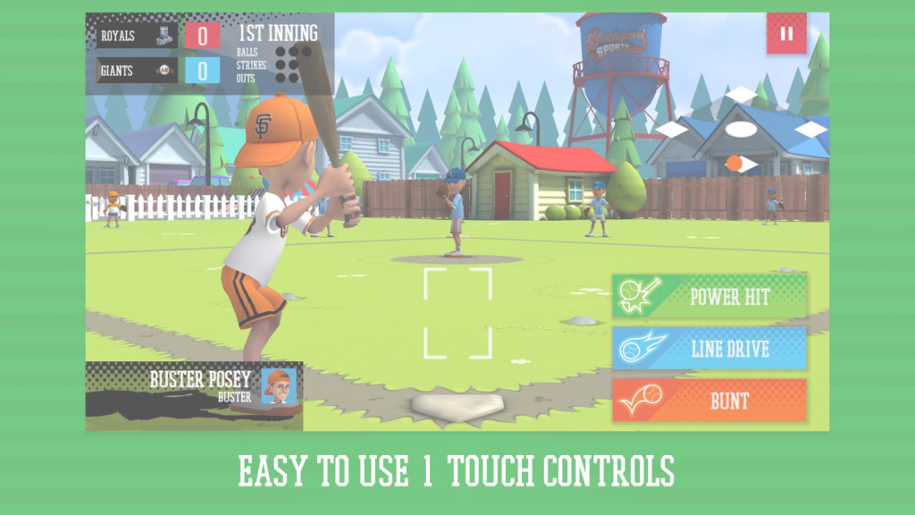 Epic Backyard Sports Baseball 2015 Apk Download - Free Sports Game For intended for Backyard Baseball Download