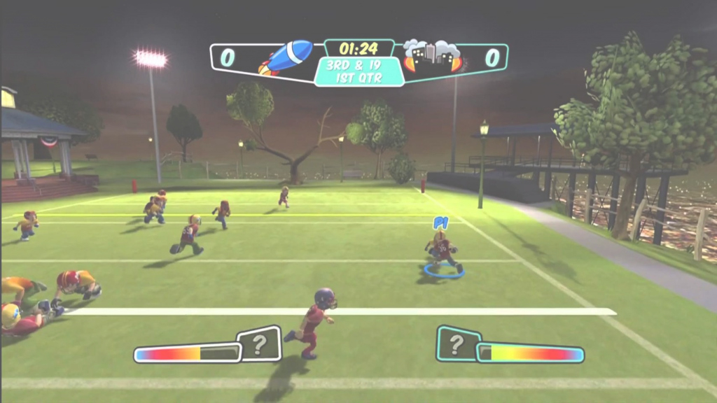 Epic Backyard Sports: Rookie Rush - Xbox 360  (Attractive Backyard with regard to Elegant Backyard Sports Football