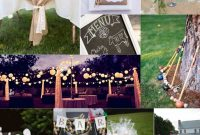 Epic Backyard Wedding | Front Yard Landscape Fence pertaining to Fresh How To Plan A Backyard Wedding