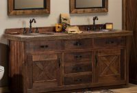 Epic Barnwood Bathroom Vanities And Barnwood Bathroom Accessories for Barnwood Bathroom Vanity