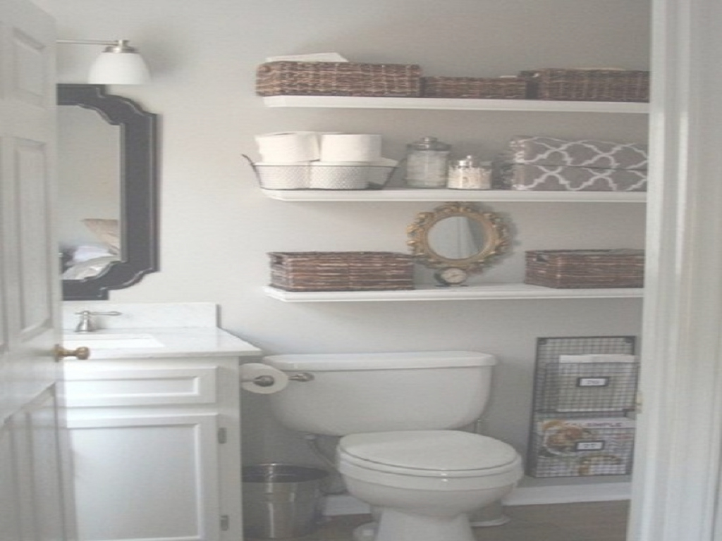 Epic Bathroom Decor Shelf | Bathroom Decoration Plan in Bathroom Shelf Decorating Ideas