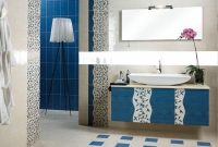 Epic Bathroom : Green And Blue Glass Tile Backsplash White Ideas Gray Of with regard to Blue Glass Tile Bathroom