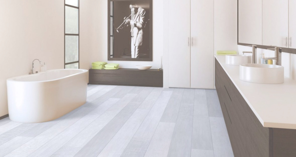 Epic Bathroom Laminate Flooring | Trellischicago in New Flooring Bathroom
