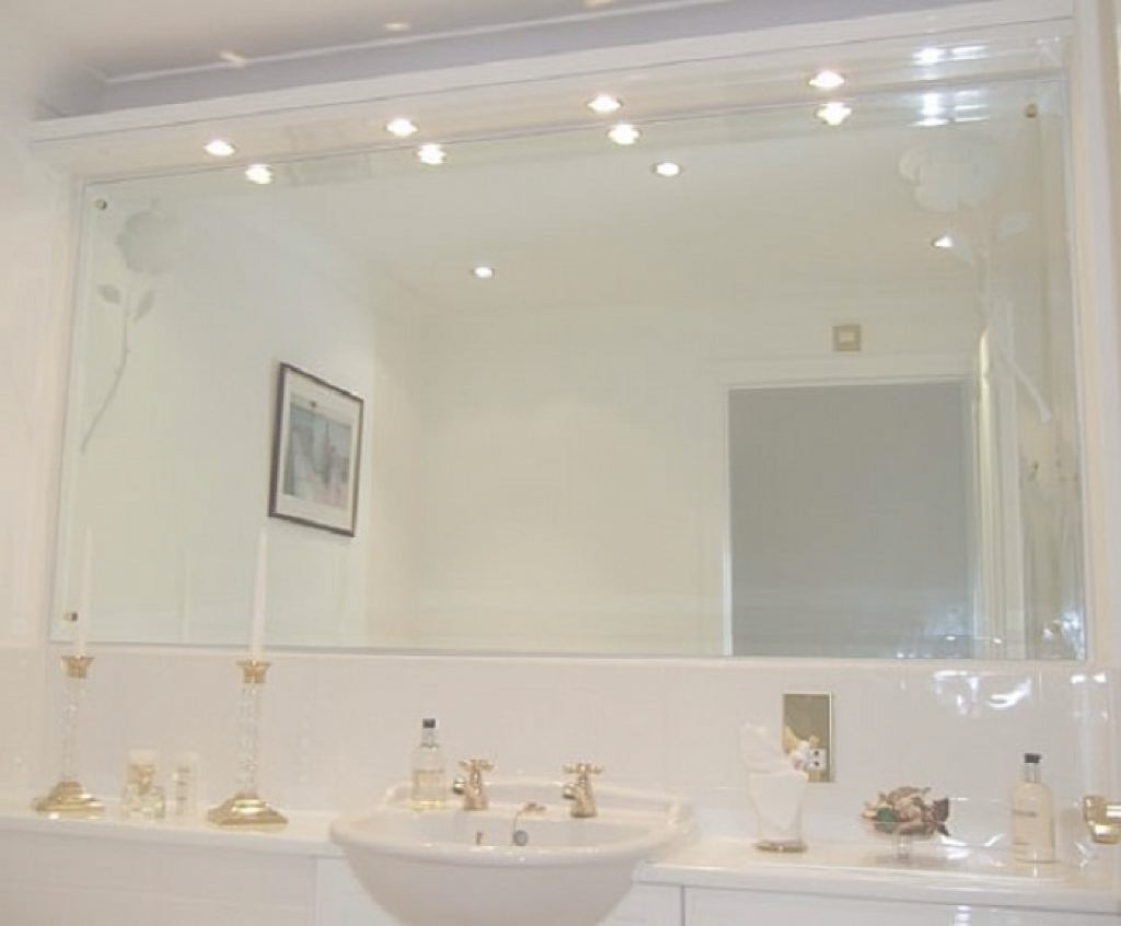 Epic Bathroom : Large Bathroom Wall Mirror Design Newlarge @ Decorative with New Large Bathroom Mirror