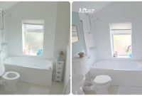 Epic Bathroom Makeover – Before & After | Make Do And Mend in Beautiful Duck Egg Blue Bathroom Ideas
