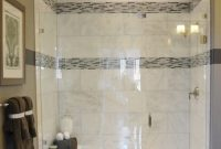 Epic Bathroom : Natural Stone Wall And Floor Tiled Bathroom Tub Shower regarding Bathroom Wall Tile Ideas