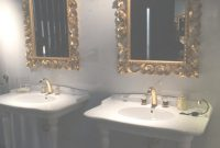 Epic Bathroom : Scenic Wall Mirror For Bathroom Sophisticated Gold Framed intended for Inspirational Gold Bathroom Mirror