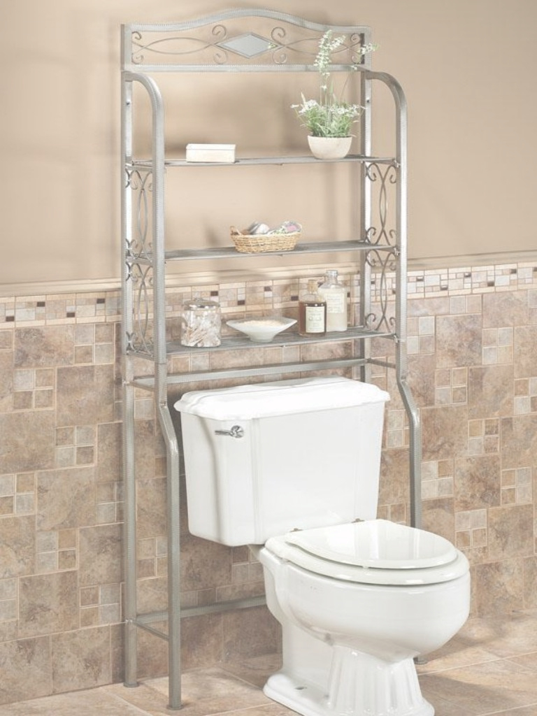 Epic Bathroom Space Savers Over Toilet : Best Bathroom Space Saver inside Bathroom Space Saver Ideas