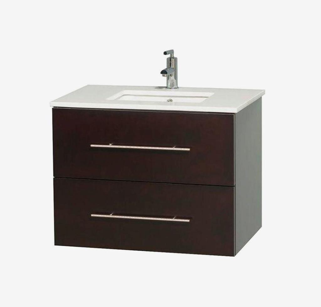 Epic Bathroom Vanities: Modern, Rustic & More | The Home Depot Canada with regard to Bathroom Vanities At Home Depot