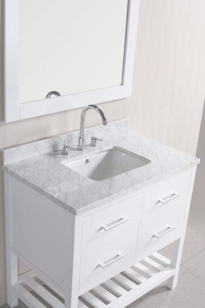 Epic Bathroom Vanity : 36 Inch Bathroom Vanity Bathroom Countertops And pertaining to Affordable Bathroom Vanities