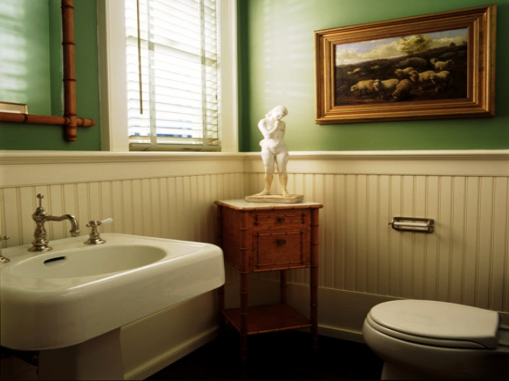 Epic Bathrooms With Beadboard Walls : Best Beadboard Bathroom Design with Set Bathrooms With Beadboard
