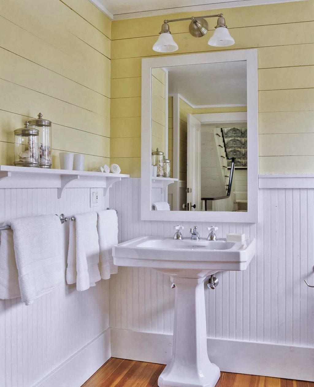Epic Beadboard Bathroom Wainscoting | Pinterest | Bathroom Wainscotting intended for Bathrooms With Beadboard