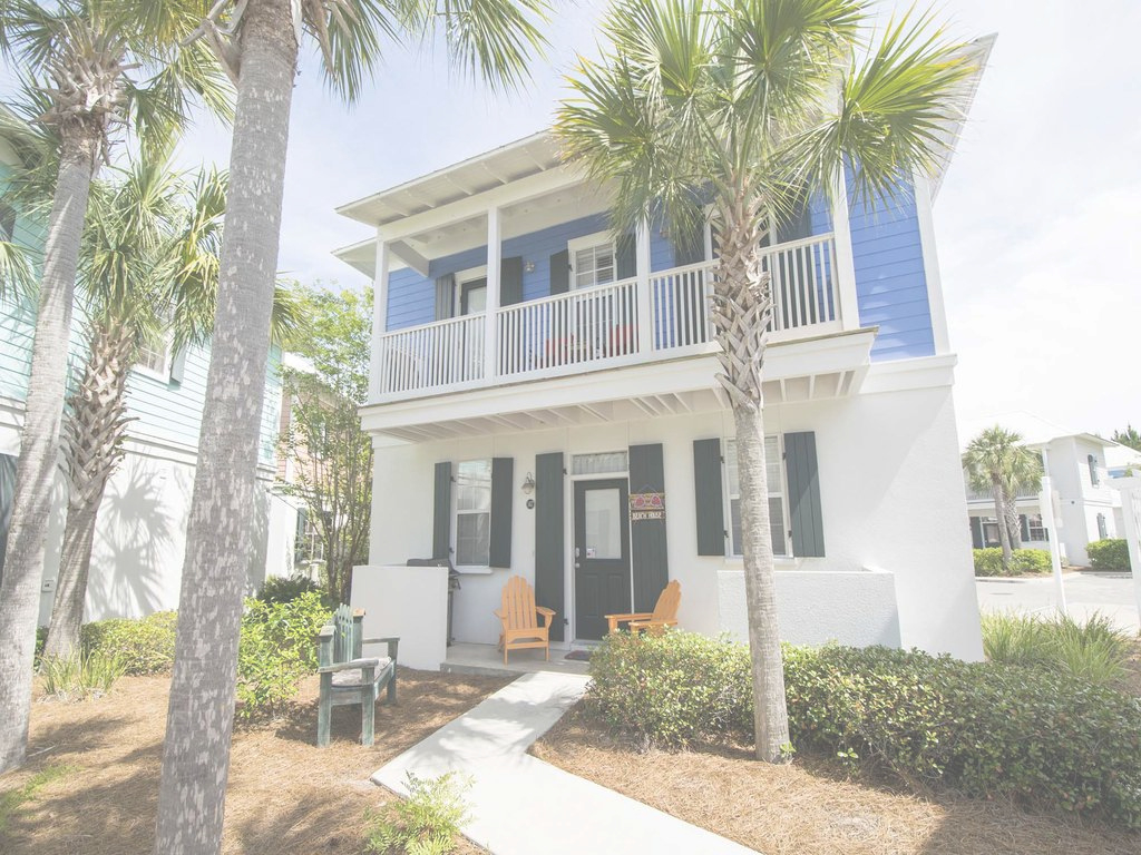 Epic Beautiful And Spacious Bungalow In Seagrove With Private Balcony intended for Fresh Bungalows At Seagrove