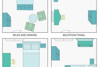 Epic Bedroom Layout Guide | Pinterest | Small Spaces, Layouts And Storage within Small Bedroom Layout Ideas