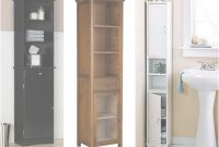 Epic Best 25 Narrow Bathroom Cabinet Ideas On Pinterest How To Fit A From throughout Bathroom Storage Cabinet Ideas