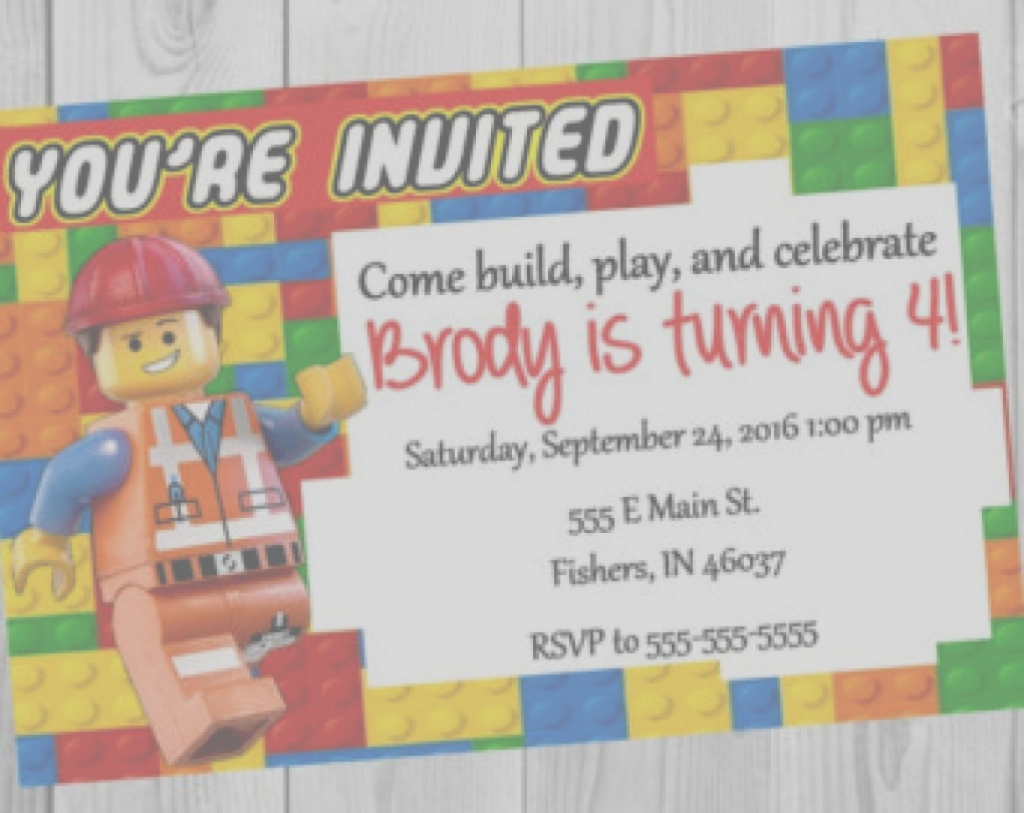 Epic Best Lego Baby Shower Invitations Free Lego Invitation Game Party pertaining to Set Lego Baby Shower