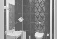 Epic Black Bathroom Tiles – Angels4Peace in Black Bathroom Ideas